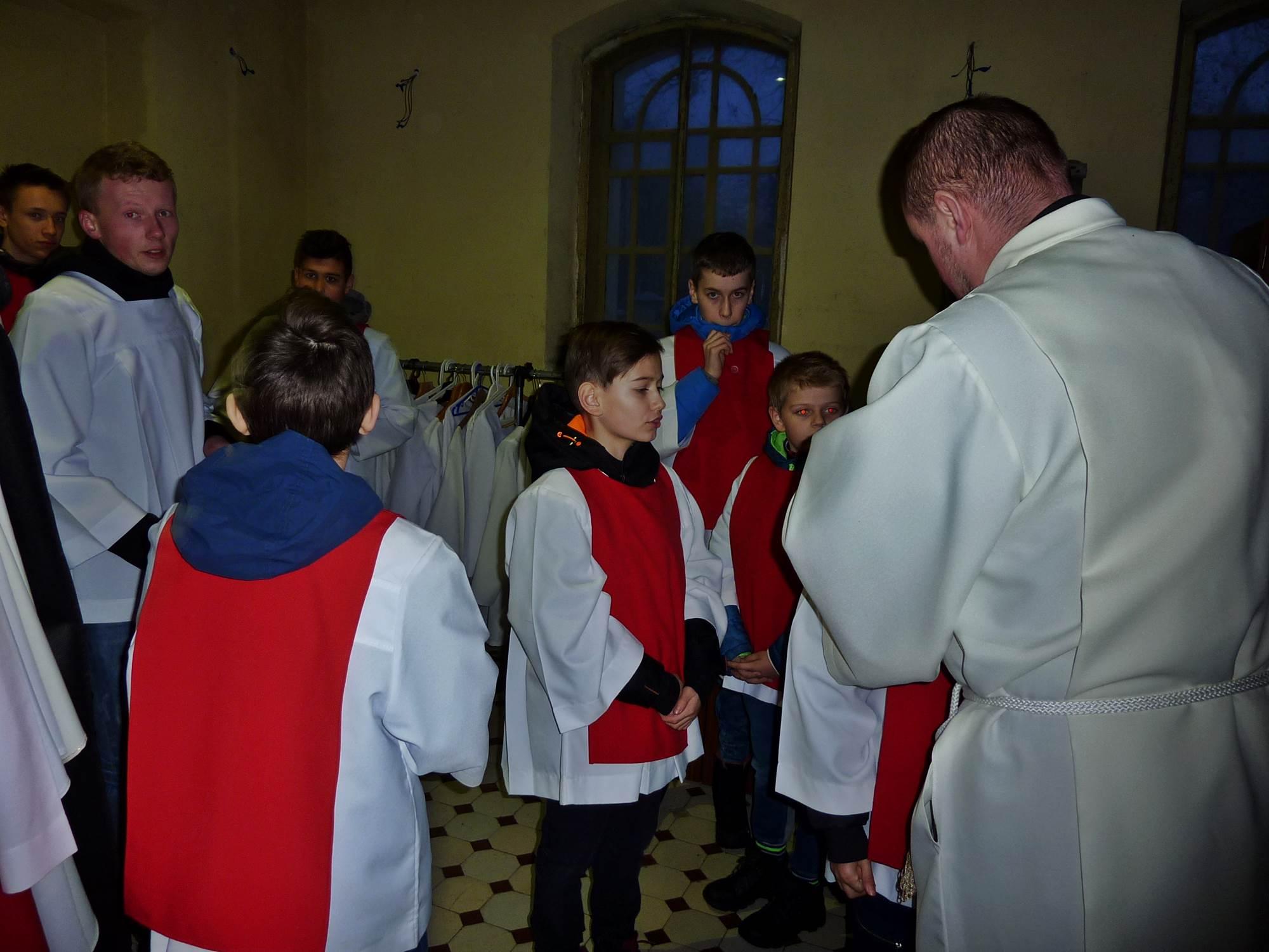 Środa Popielcowa 2018, czyli rozpoczęcie Wielkiego Postu   Parafia Puchaczów