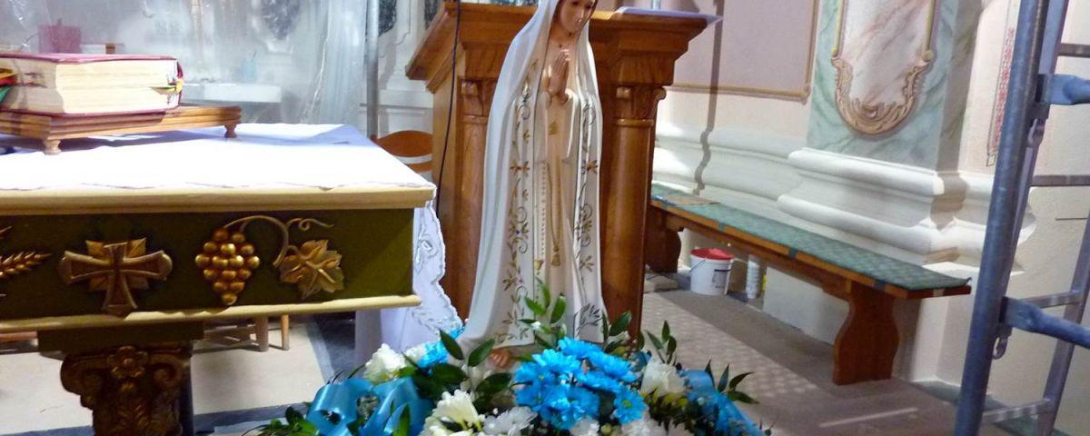 Procesja Fatimska w Puchaczowie 2018 (1)