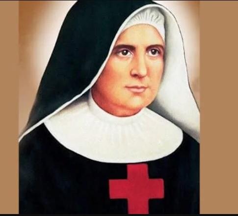 S.Giuseppina Vannini święta założycielka Córek św. Kamila-2