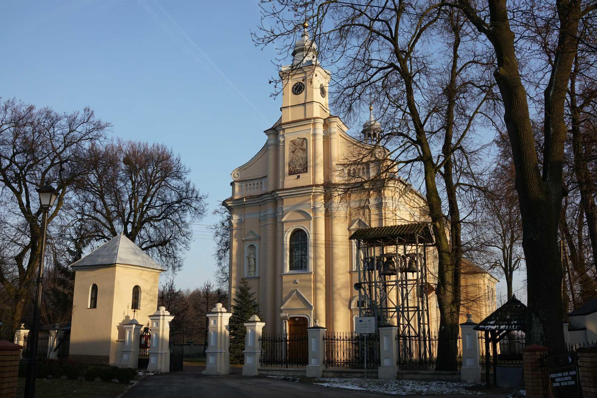 Parafia Puchaczów - Parafia WNMP w Puchaczowie