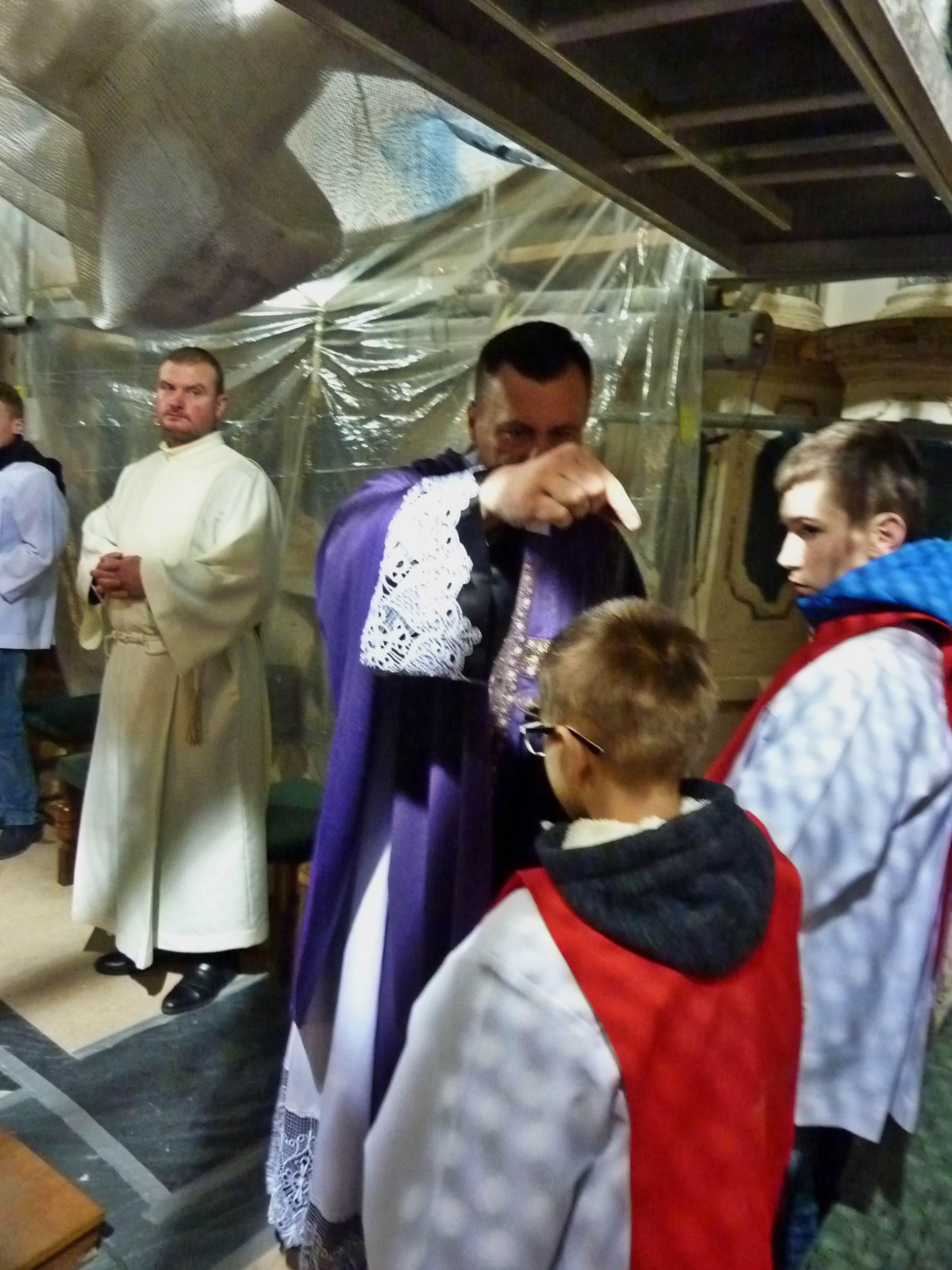 Środa Popielcowa 2018, czyli rozpoczęcie Wielkiego Postu | Parafia Puchaczów