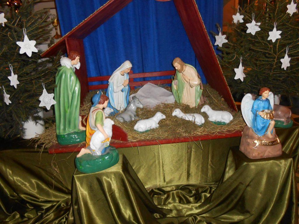Boże Narodzenie 2020 w Puchaczowie (1)
